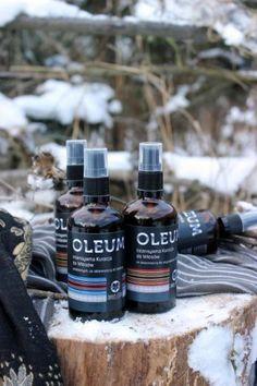Oleum - Intensywna Kuracja do Włosów (osłabione, łupież)
