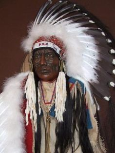 """He Dog, a powerful and respected warrior, a member of the Oglala Lakota Sioux Indian tribe. Oglala means """"to scatter ones own"""". He Dog and his relatives participated in the Great Sioux War of 1876-77. He Dog fought with Crazy Horse in the Battle of the Little Bighorn. He Dog stated the white man has no right to say where I shall go, or what I shall do. The game is mine, and the hills, and the valleys are mine. He finally surrendered at the Red Cloud Agency with Crazy Horse in May 1877."""