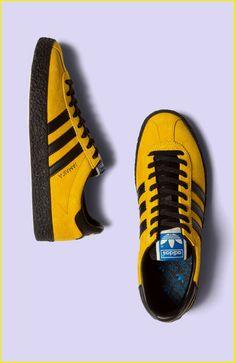 d8a1f3e737e3f adidas Originals Island Series Jamaica yellow x black