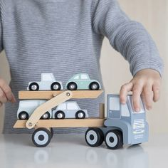 Diy Toys, Sissi, Cool Toys, Wooden Toys, Dutch, Transportation, Baby Kids, Kids Room, Trucks