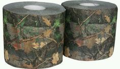 Mossy oak toilet paper. Haha wow really.