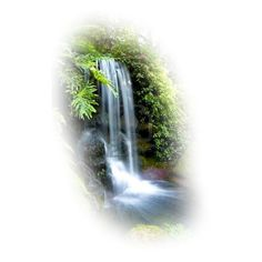 Tubes cascade ❤ liked on Polyvore featuring tubes, waterfalls, water, backgrounds and nature