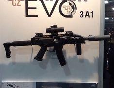 ASG – CZ Scorpion EVO 3 A1