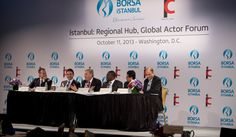 Borsa İstanbul: Regional Hub, Global Actor Forum, Washington