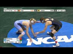 2017 NCAA Wrestling 165lbs: Luke Zilverberg (South Dakota State) vs Tyrel White (Columbia)