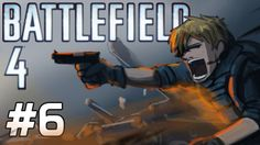 Battlefield 4 Campaign Gameplay / Playthrough w/ SSoHPKC Part 6 - The Be...