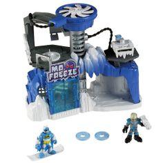 Imaginext DC Super Friends Mr. Freeze Headquarters