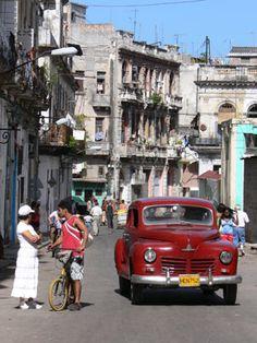 Downtown Habana