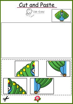 free preschool cutting worksheets Toddler Worksheets, Preschool Worksheets, Free Preschool, Letters, Letter, Lettering, Preschool Printables, Calligraphy