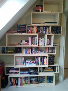 Fantastisch Tetris Bookshelf