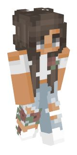 Check out our list of the best EGirl Minecraft skins. Minecraft Skins Girl Wolf, Minecraft Wolf, Minecraft Games, Cool Minecraft, Minecraft Creations, Minecraft Designs, Skin Mine, Werewolf Girl, Minecraft Skins Aesthetic