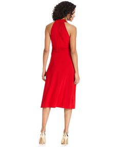 Evan Picone Dress, Sleeveless Marilyn - Dresses - Women - Macy's