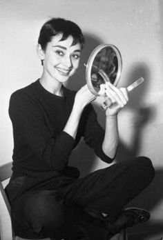 Audrey Hepburn 1950s | Flickr - Photo Sharing!