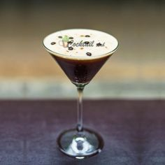 Espresso Martini Κοκτειλ
