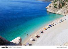 Kaputas Beach - Kaş, Antalya