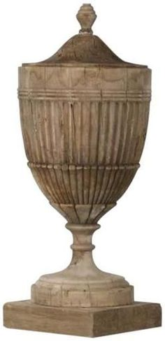 Finial Urn Small Poplar New ZT-1114