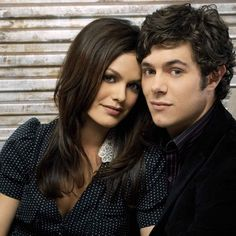 rachel bilson & adam brody - the OC this is for you @Hannah Ownley @Melissa Potter @Dannielle Hardaway :)