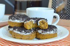 Pumpkin Oreo Donuts- insidebrucrewlife.com