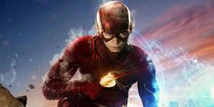 """Grant Gustin offers a tease about the upcoming The Flash season hinting at a """"Back to the Future"""" moment for Barry Allen in the Flashpoint timeline. Grant Gustin, The Cw, Wally West, Kid Flash, Black Sails, Vampire Diaries, Eddie Thawne, Teaser, Monster E"""