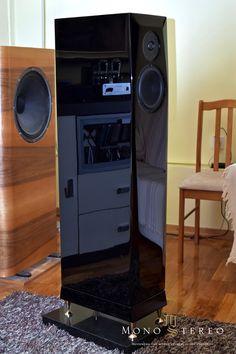 Mono and Stereo High-End Audio Magazine: Colibri Labs Electrum SE Signature review