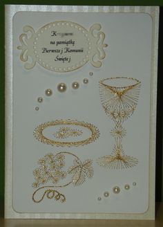 String Crafts, String Art, Paper Crafts, Embroidery Cards, Embroidery Patterns, Card Patterns, Stitch Patterns, Pin Card, Sewing Cards