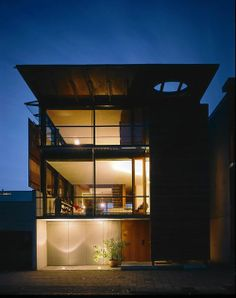 Mecanoo - House with a studio, Rotterdam 1991.