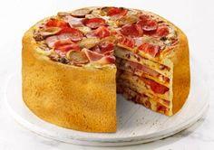 Guardiamo solo 1 torta pizza o osserviamo che certe idee è meglio non averle? Anche sul #lavoro…