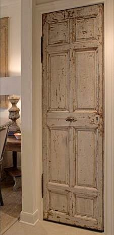 interior doors ... replace new with old