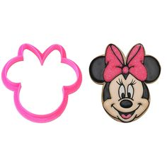 Girl Mouse with Bow Cookie Cutter 3.5 in >>> Special product just for you. : Baking Accessories