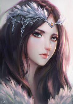 New fantasy art girl anime characters Ideas Anime Fantasy, Fantasy Girl, Fantasy Princess, Fantasy Women, Fantasy Fairies, Fantasy Monster, Beautiful Fantasy Art, Beautiful Anime Girl, Character Portraits