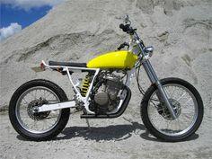 Honda XL 250 R by Garage Ride