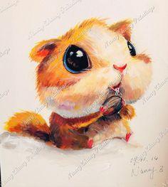 ARTFINDER: Yummy by Nancy Zhang -
