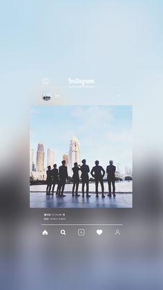 Suho, Exo Kai, Park Chanyeol, Instagram Exo, Lock Screen Wallpaper, Bts Wallpaper, Wallpapers Kpop, K Pop, Chen