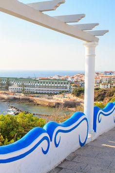 Acompanhe-nos numa viagem através das ruas da Ericeira. Uma vila piscatória mesmo ao largo da capital! #viaverde #viagensevantagens #Portugal #roteiro #sol #praia #gastronomia