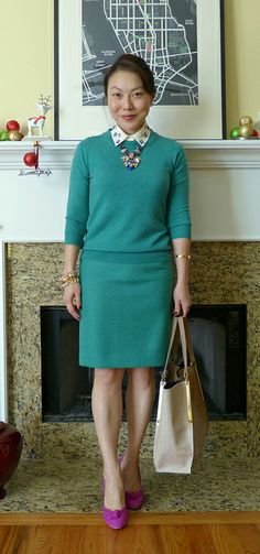 little bit green by respect the shoes, via Flickr