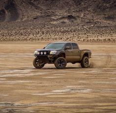 Toyota off road