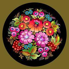 svekloid Майстерність зростає. Мабудь. #petrikovka #petrykivka #petrykivkapaint #painting #ukraine #ai #illustrator #flowers #floral #art #shutterstock #vector #vectorart #петриківка #петриковка #петриковскаяроспись #иллюстратор #тарелка #dish