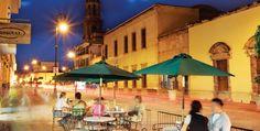 10 ciudades para recorrer a pie: Aguascalientes   México Desconocido
