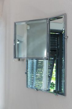 Eileen Gray's villa E1027 in Roquebrune - Castellar Mirror - Manuel Bougot Photographer