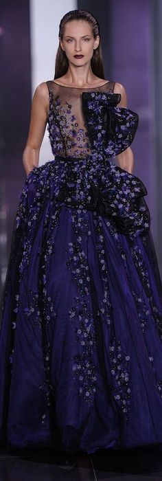 style-and-stuffs:  Ralph & Russo | Couture | Fall - Winter | 2014-2015