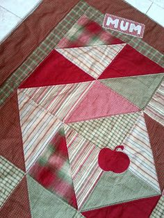 Naptime Stitching.......... Tree Skirts, Stitching, About Me Blog, Christmas Tree, Holiday Decor, Home Decor, Recipe, Scrappy Quilts, Place Mats