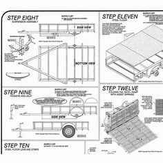 14 Best motorcycle trailer images in 2018 | Motorcycle trailer ... Badsey Sport Electric Scooter Wiring Diagram on