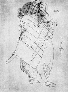 Artist: Schäufelein, Hans Leonhard, Title: Liebespaar, Date: ca. 1520