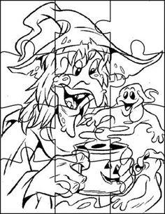 a desenhar Quebra cabeça turma da monica mickey e outros