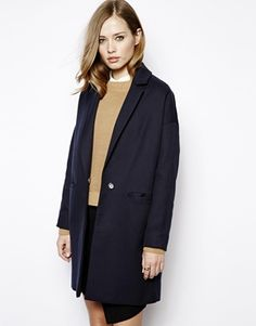 Whistles Dina Coat, another beautiful winter coat I am lusting over
