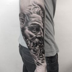 So the time finally came round to do the Jupiter tattoo. Really enjoying this sleeve. Next up eagle!#tattoo#tattoos#tattooing#tattooist#tattooartist#jupiter#jupitertattoo#zues#zuestattoo#statue#blackandgrey#blackandgreyartist#blackandgreysleeve#bng#bngink#ink#inked#bnginksociety#god#gods#beard#beardlife#instatattoo#tattooofinstagram#inkedup#artist#art@cheyennetattooequipment#cheyennetattooequipment#cheyennehawk by jason_riley_tattoos