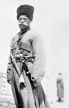 """Tsar Nicholas ll of Russia.    """"AL"""""""