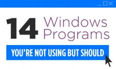 14 Must-Have Windows Tools for Social Media Marketers [Infographic] | Social Media Today