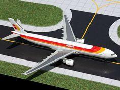 GEMINI JETS 400 1/400 IBERIA A330-300 REG#EC-LUB! MINT! GJ1275
