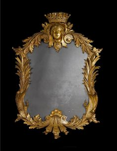 Statue of Antique Looking Mirrors: Add a Little Classic Touch to Your Room